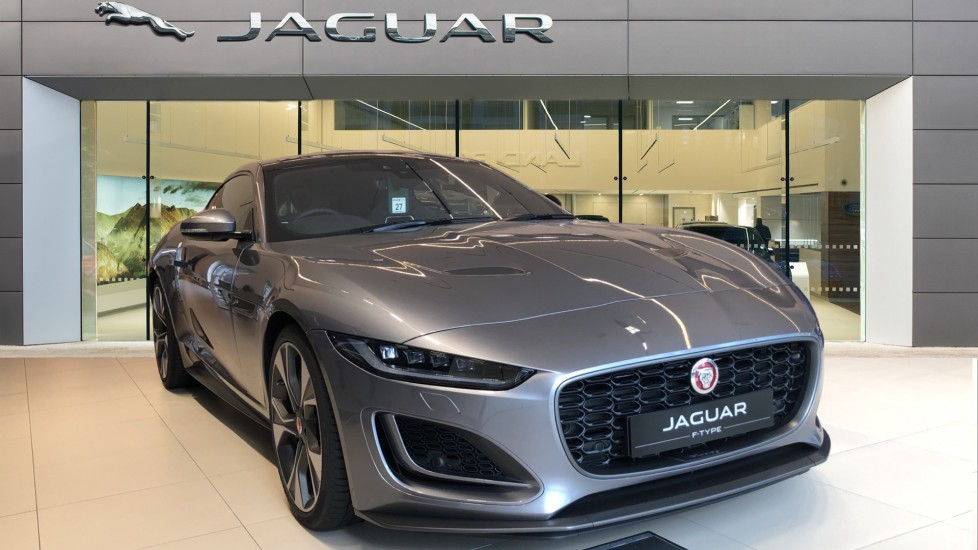 Jaguar F-TYPE 2.0 P300 First Edition SPECIAL EDITIONS Automatic 2 door Coupe (20MY)