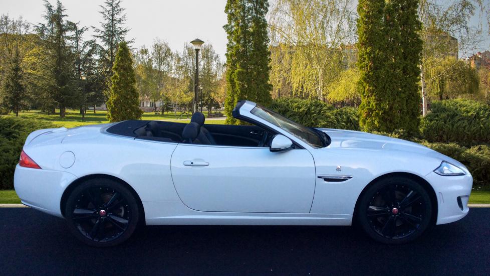 ... Jaguar XK 5.0 V8 Signature 2dr Image 6 Thumbnail ...