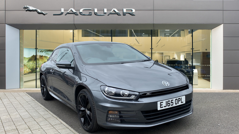 Volkswagen Scirocco 2.0 TDi BlueMotion Tech R Line 3dr DSG Diesel Automatic Coupe (2016)