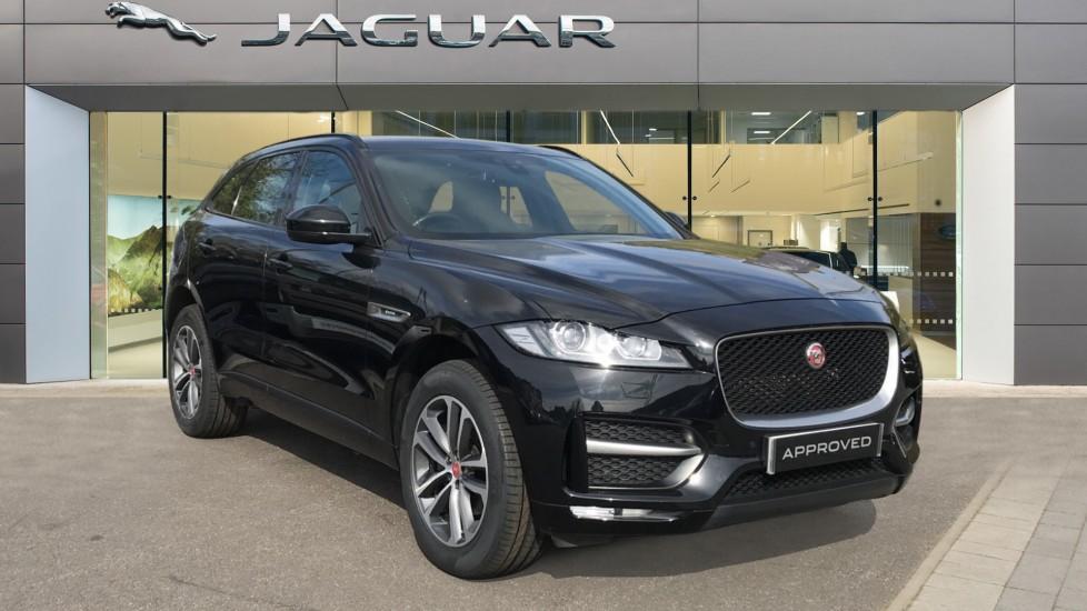 Jaguar F-PACE 2.0d R-Sport 5dr AWD Diesel Automatic Estate