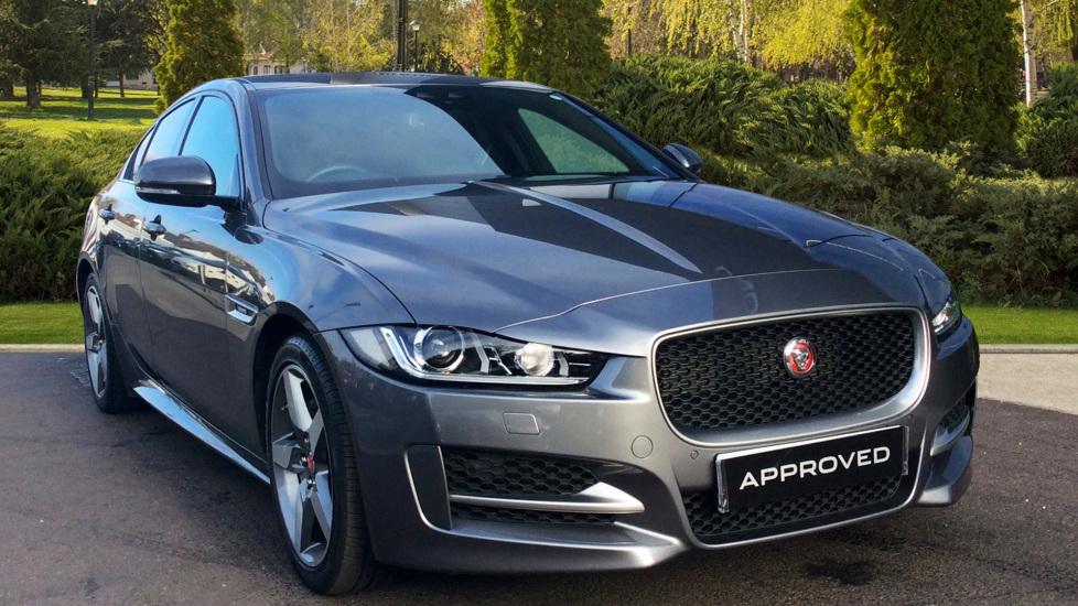 Jaguar XE 2.0d [180] R-Sport 4dr - Privacy Glass -  Diesel Automatic 5 door Saloon (2017) image