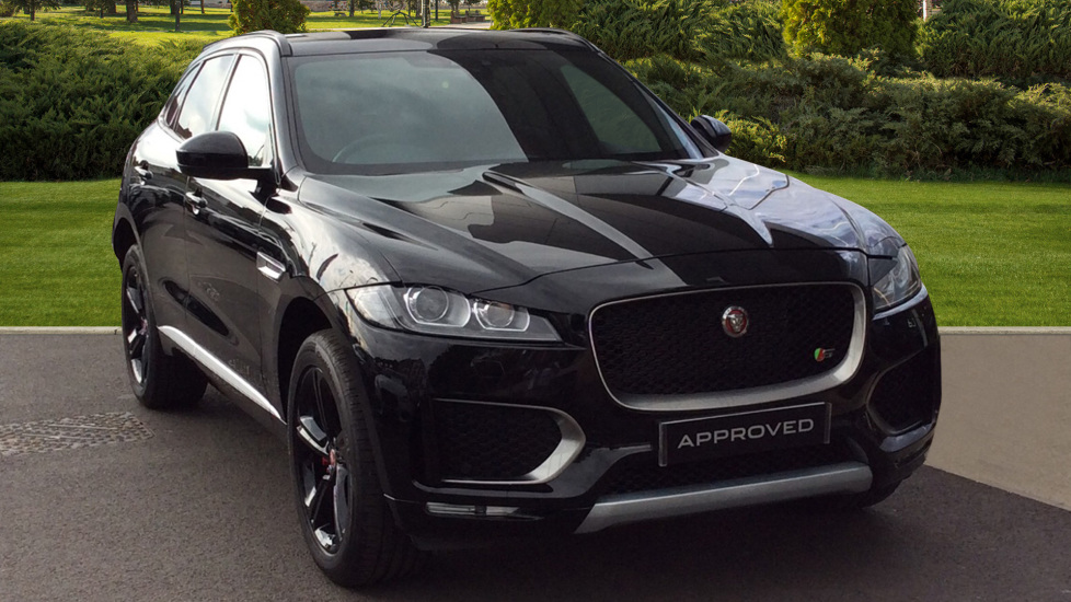 Jaguar F-PACE 3.0 Supercharged V6 S 5dr AWD Automatic Estate (2018) available from Lamborghini Chelmsford thumbnail image