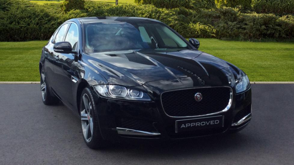 Jaguar XF 2.0d [180] Prestige Diesel Automatic 4 door Saloon (2016) image