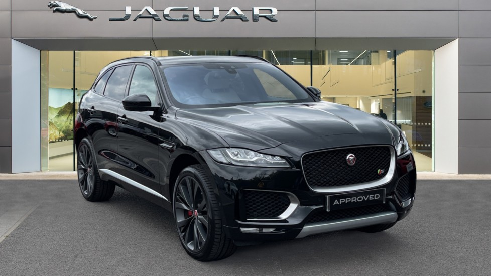 Jaguar F-PACE 3.0d V6 First Edition 5dr AWD - PANORAMIC ROOF - 22 INCH ALLOYS Diesel Automatic Estate