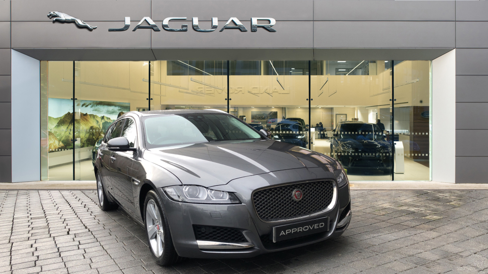 Jaguar XF SPORTBRAKE 2.0i Portfolio 5dr Automatic 4 door Estate (2018)