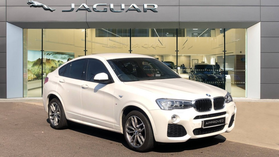 BMW X4 xDrive20d M Sport 5dr Step 2.0 Diesel Automatic Estate (2018)