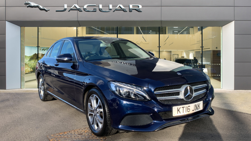 Mercedes-Benz C-Class C220d Sport Premium Plus 2.1 Diesel Automatic 4 door Saloon (2016)