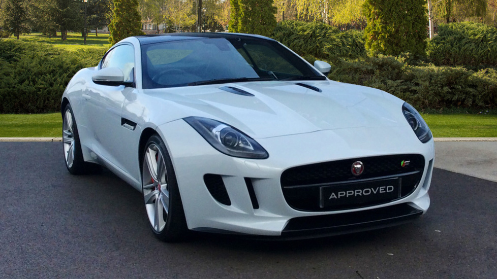 Jaguar F-TYPE 3.0 Supercharged V6 S 2dr Automatic Coupe (2016) image