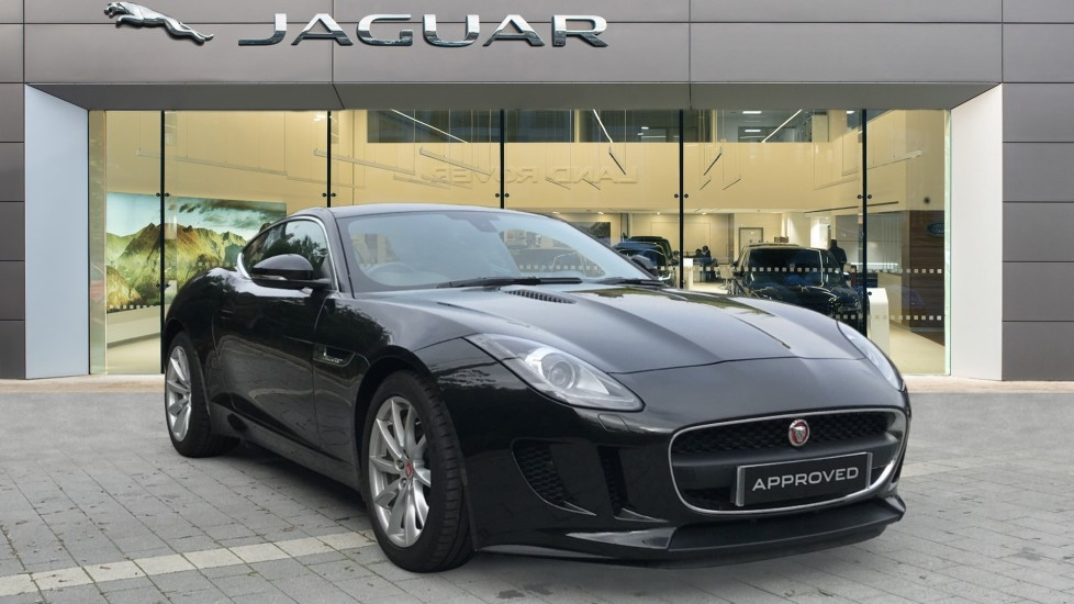 Jaguar F-TYPE 3.0 Supercharged V6 2dr Automatic 5 door Coupe (2016)