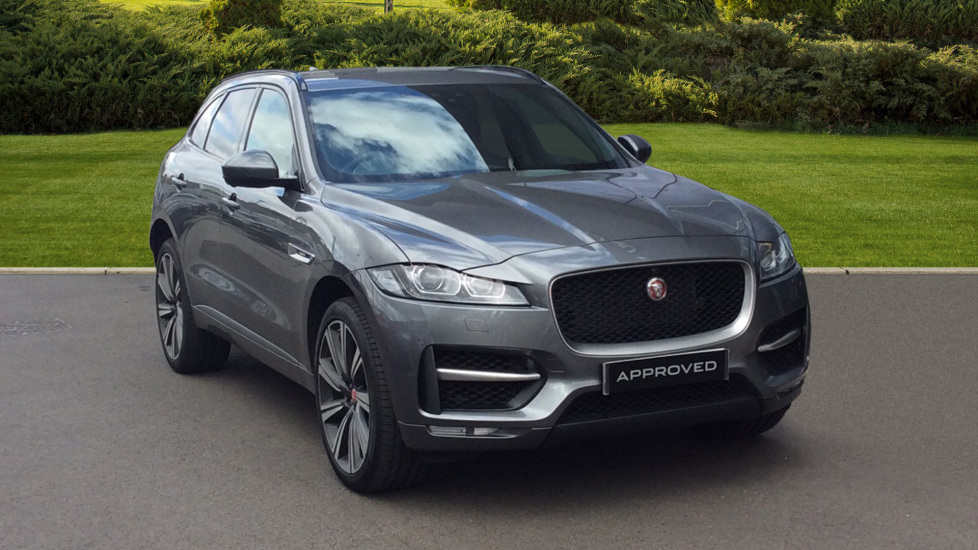 Jaguar F-PACE 2.0 R-Sport 5dr AWD Automatic Estate (2019) image