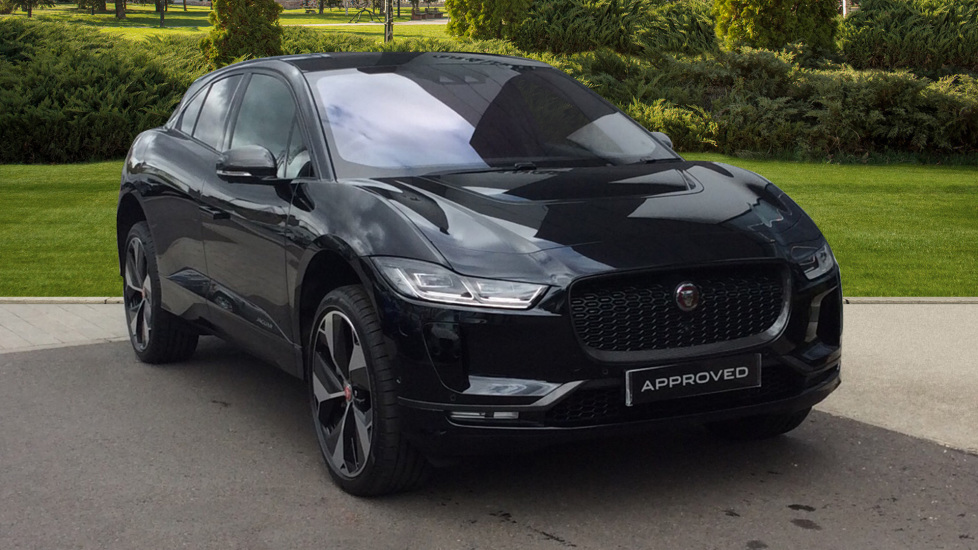 Jaguar I-PACE 294kW EV400 HSE 90kWh Electric Automatic 5 door Estate (2019) at Jaguar Barnet thumbnail image