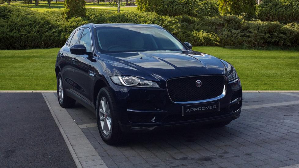Jaguar F-PACE 2.0d Prestige 5dr AWD Diesel Automatic Estate (2019) at Jaguar Barnet thumbnail image