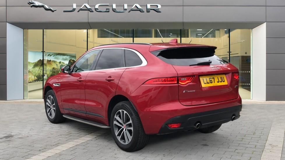 Jaguar F-PACE 2.0 R-Sport 5dr AWD image 2