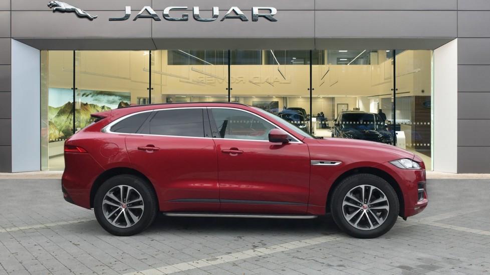 Jaguar F-PACE 2.0 R-Sport 5dr AWD image 5