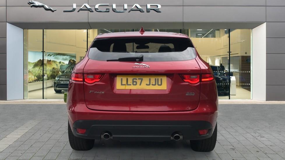 Jaguar F-PACE 2.0 R-Sport 5dr AWD image 6