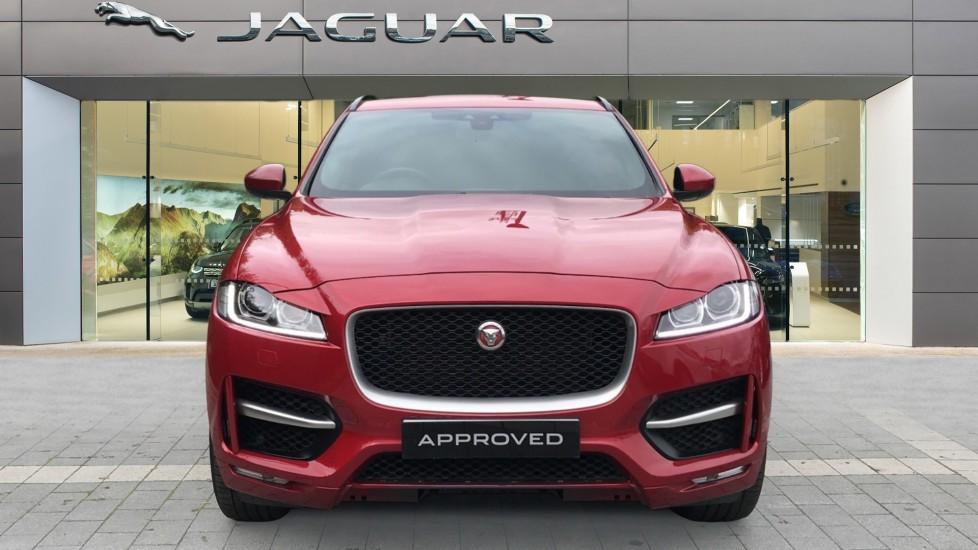 Jaguar F-PACE 2.0 R-Sport 5dr AWD image 7