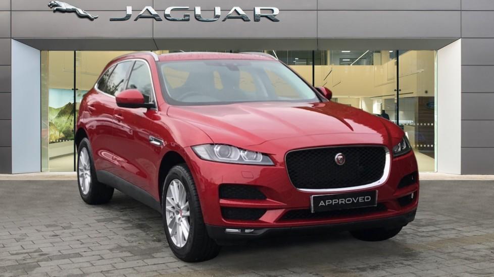 Jaguar F-PACE 2.0d Portfolio 5dr AWD Diesel Automatic Estate (2017)