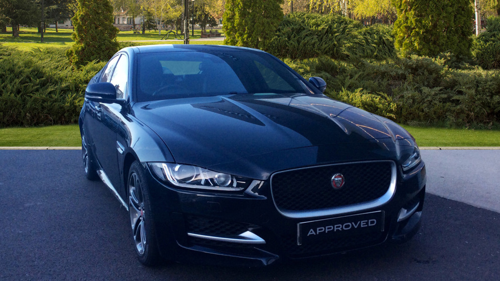Jaguar XE 2.0d [180] R-Sport Diesel Automatic 4 door Saloon (2015) image