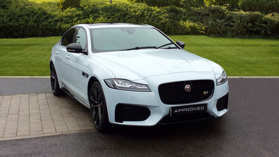 Jaguar XF 3.0 V6 Supercharged S Automatic 4 door Saloon (2016) available from Jaguar Woodford thumbnail image