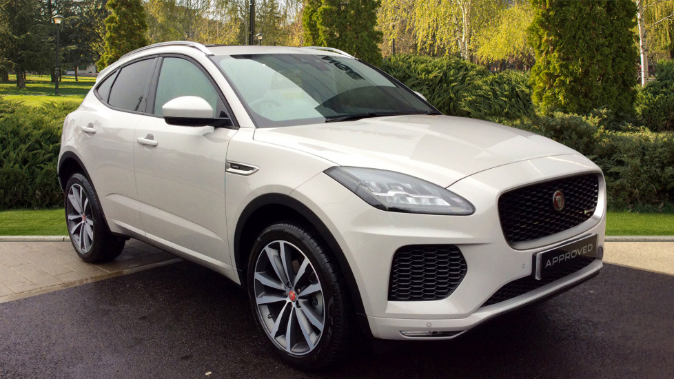 Jaguar E-PACE 2.0d [180] R-Dynamic HSE 5dr Diesel Automatic Estate (2017)