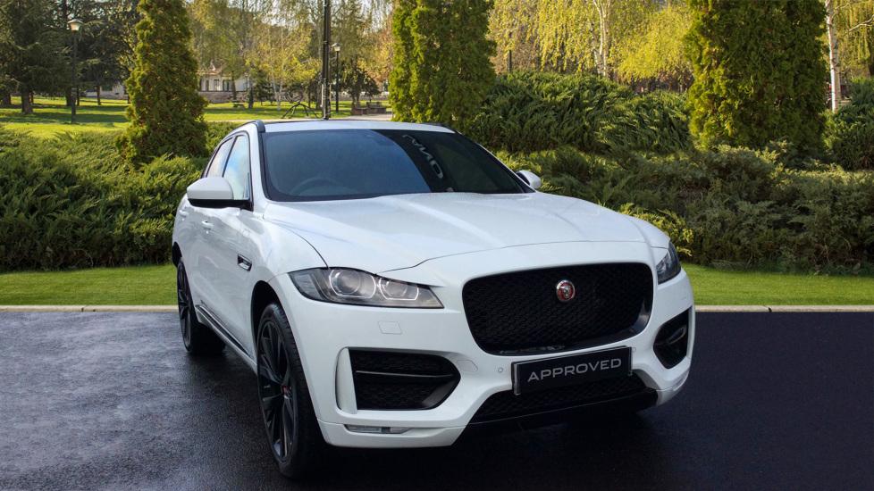Jaguar F-PACE 2.0d R-Sport 5dr AWD Diesel Automatic 4x4 (2018)
