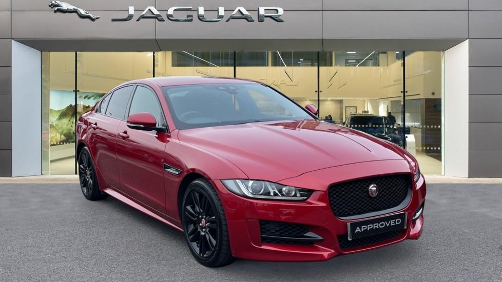 Jaguar XE 2.0 Ingenium R-Sport Interactive Driver Display and Heated Steering wheel Automatic 4 door Saloon