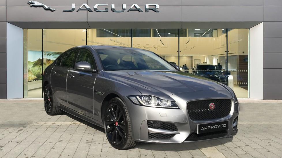 Jaguar XF 2.0d [180] R-Sport 4dr AWD Diesel Automatic Saloon (2020)
