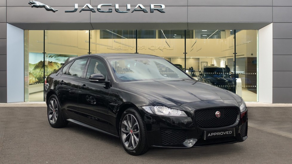 Jaguar XF 2.0d [180] Chequered Flag 4dr Diesel Automatic Saloon (2020)
