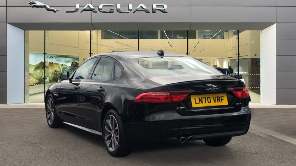 Jaguar XF 2.0d [180] Chequered Flag 4dr image 2