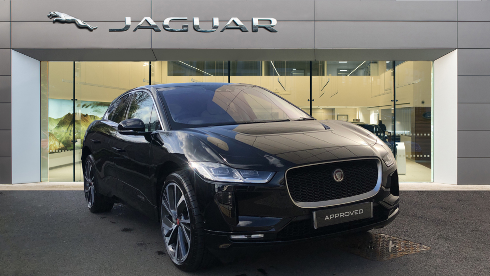Jaguar I-PACE 294kW EV400 SE 90kWh 5dr Electric Automatic Estate (2020)