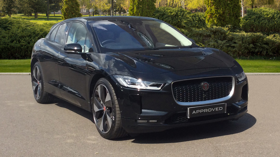 Jaguar I-PACE 294kW EV400 First Edition 90kWh Electric Automatic 5 door Estate (2019) available from Jaguar Hatfield thumbnail image