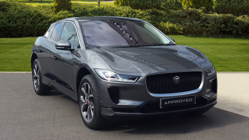 Jaguar I-PACE 294kW EV400 SE 90kWh Electric Automatic 5 door Estate (2019) available from Jaguar Brentwood thumbnail image