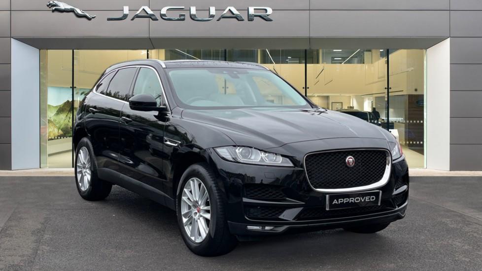 Jaguar F-PACE 2.0 Portfolio 5dr AWD Automatic Estate (2018)