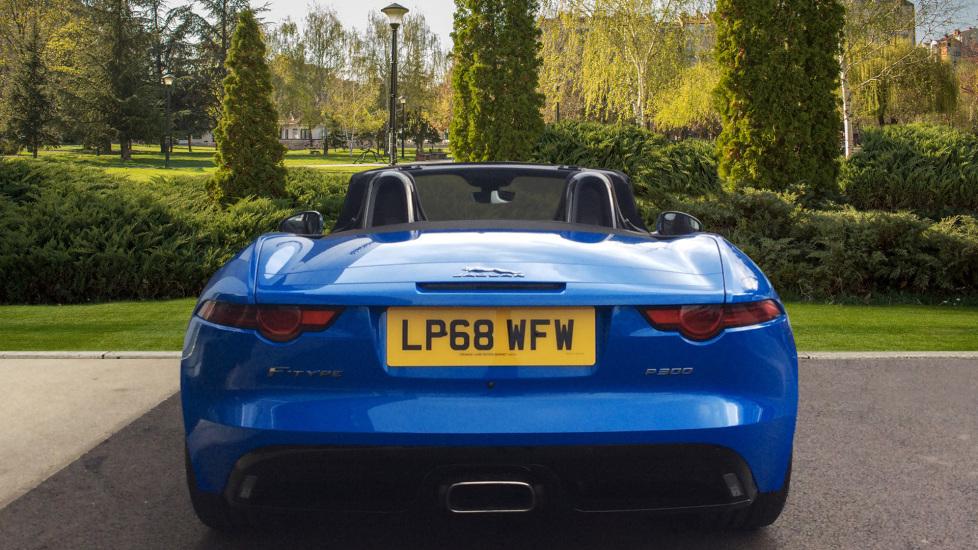 Jaguar F-TYPE 2.0 R-Dynamic 2dr image 6