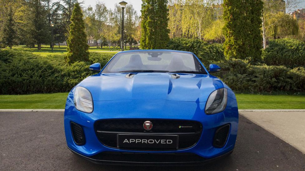 Jaguar F-TYPE 2.0 R-Dynamic 2dr image 7