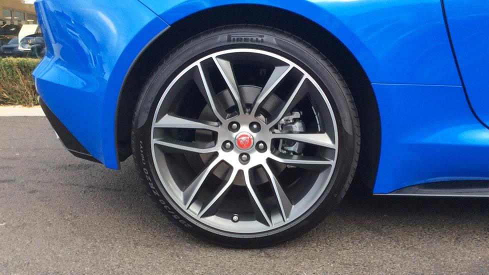 Jaguar F-TYPE 2.0 R-Dynamic 2dr image 8