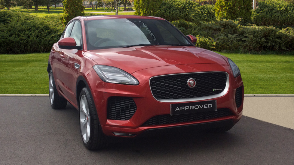 Jaguar E-PACE 2.0d [180] R-Dynamic S 5dr Diesel Automatic Estate (2019)
