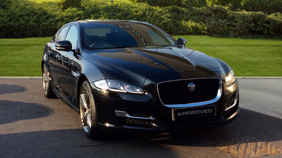 Jaguar XJ 3.0d V6 R-Sport - Surround Camera - Sliding Panoramic Roof - Privacy Glass -  Diesel Automatic 4 door Saloon (2018) at Jaguar Barnet thumbnail image