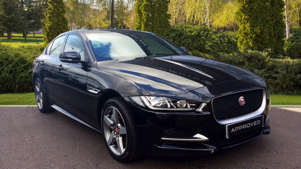 Jaguar XE 2.0d [180] R-Sport 4dr AWD Diesel Automatic Saloon (2017)