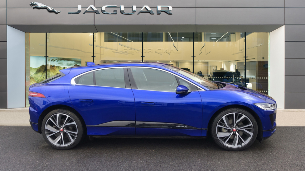 Jaguar I-PACE 294kW EV400 SE 90kWh image 5
