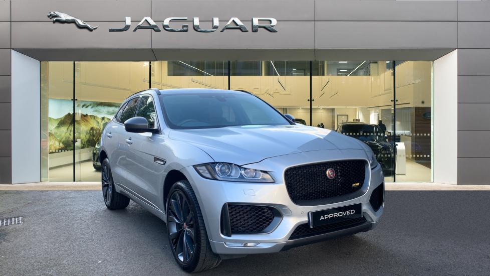 Jaguar F-PACE 2.0 [300] 300 Sport 5dr Auto AWD Automatic Estate (2019)