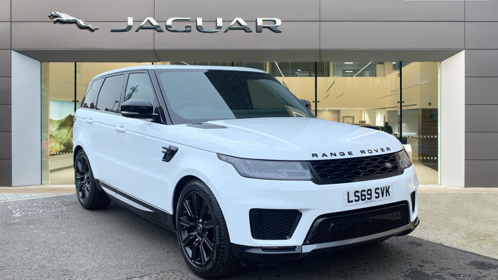 Land Rover Range Rover Sport 3.0 SDV6 HSE 5dr Diesel Automatic Estate (2019)