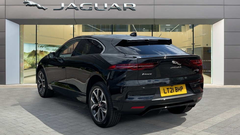 Jaguar I-PACE 294kW EV400 SE 90kWh [11kW Charger] Performance seats and Fixed panoramic roof image 2