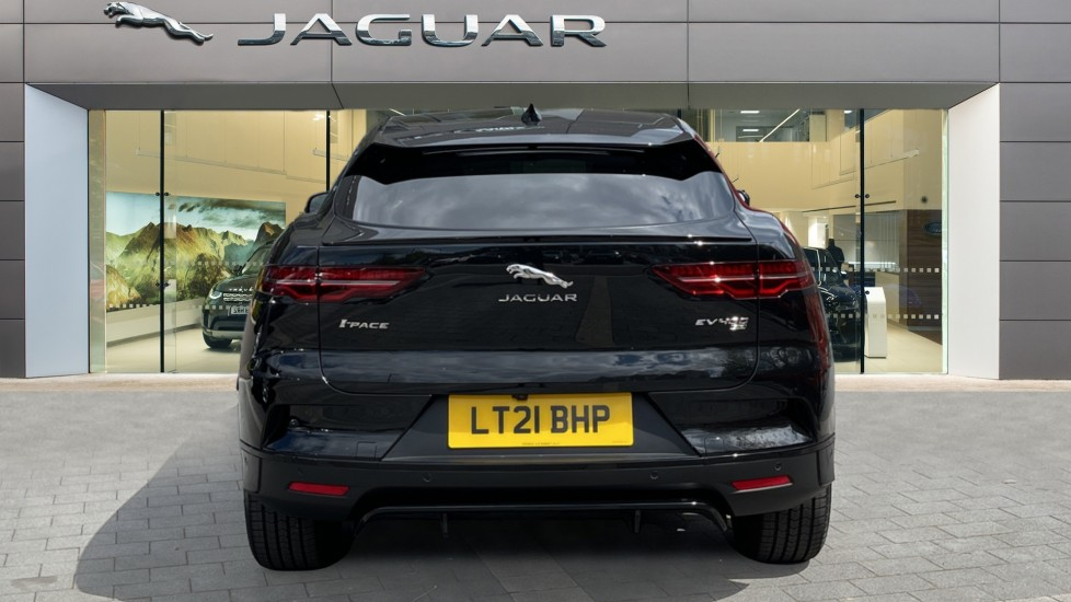 Jaguar I-PACE 294kW EV400 SE 90kWh [11kW Charger] Performance seats and Fixed panoramic roof image 6