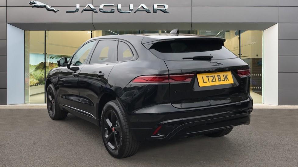 Jaguar F-PACE 2.0 P250 R-Dynamic S 5dr AWD image 2