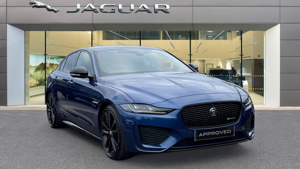 Jaguar XE 2.0 D200 R-Dynamic Black Diesel Automatic 4 door Saloon