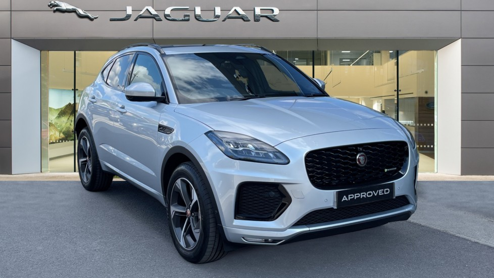 Jaguar E-PACE 2.0 P200 R-Dynamic S Heated Seats and Cruise Control Automatic 5 door Estate