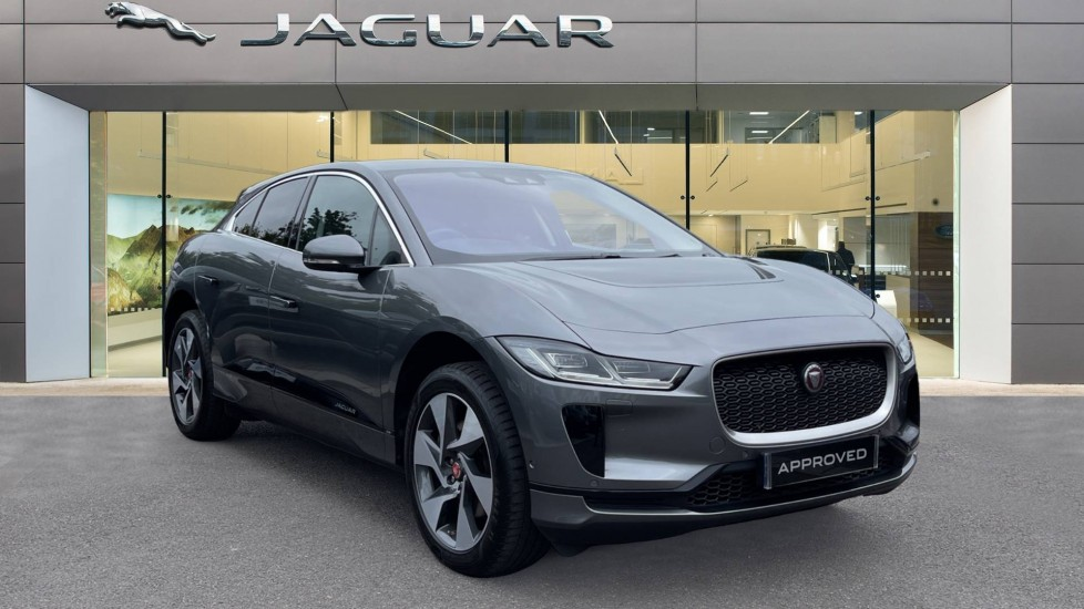 Jaguar I-PACE 294kW EV400 SE 90kWh Heated Steering wheel and Adaptive Cruise Control with Stop and Go Electric Automatic 5 door Estate