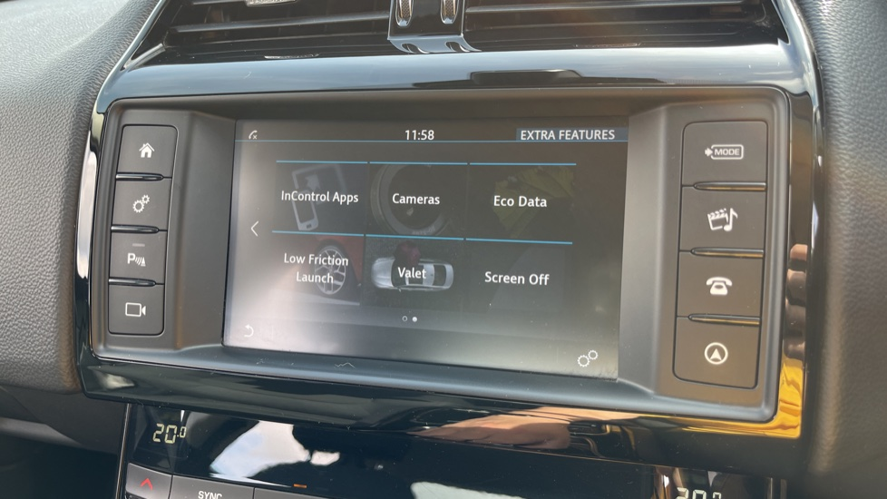 Jaguar XE 2.0d SE Cruise Control and Privacy glass image 14
