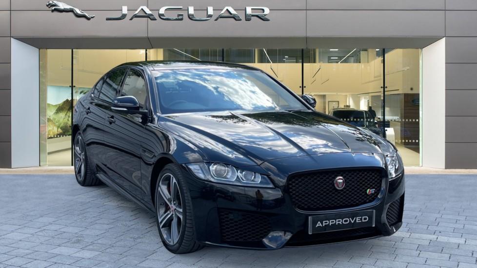 Jaguar XF 3.0d V6 S - Panoramic Roof - Navigation - Cruise Control image 1